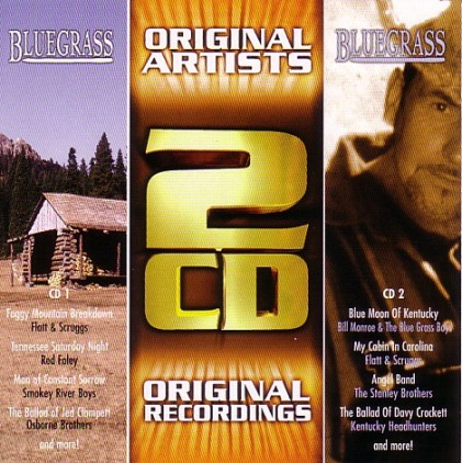 20 Greatest Hits Of Bluegrass