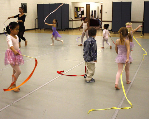 Dance Movement Classes For Children Have Important