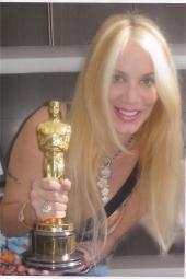 Jennifer Young & Gig Young Oscar