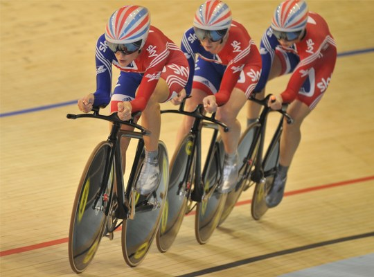 CNP sports nutrition helped British Cycling