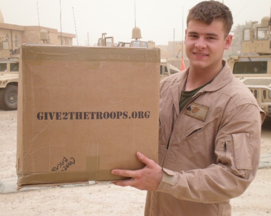 Thankful Soldier