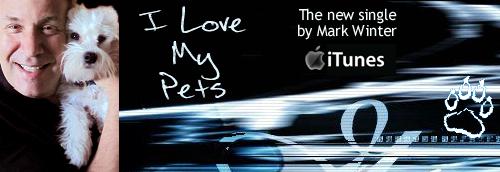 I Love My Pets (Mark Winter)
