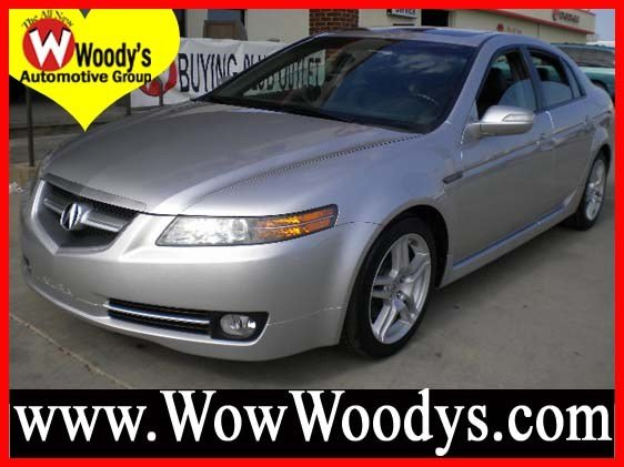 Acura TL For Sale At Woodys Automotive Group In Missouri - 2007 acura tl for sale