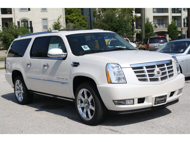 Big News! All-New 2011 Escalade ESV has been delivered to ...