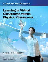 Virtual Classrooms vs. Physical Classrooms