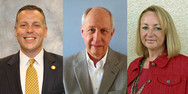 Harrison, Kinsey and Newmaster join Goodwill Board