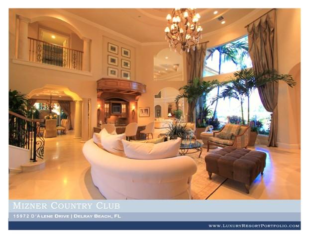 Mizner Country Club Real Estate 15972 D Alene Dr Delray