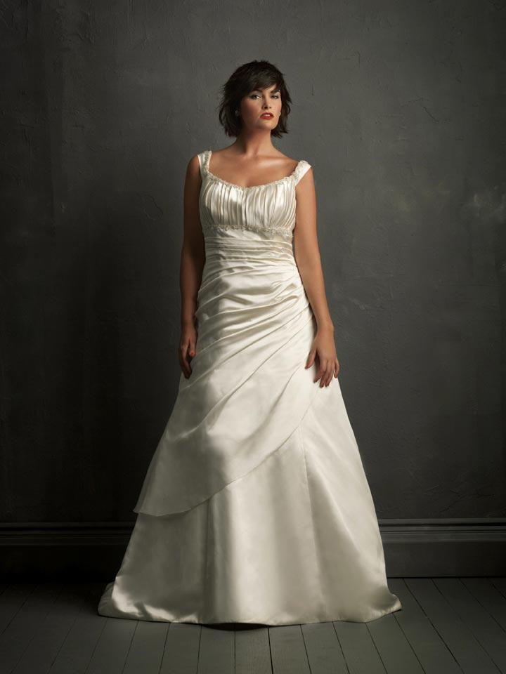 Plus Size Wedding Dresses Va : Unique plus size wedding dresses formal