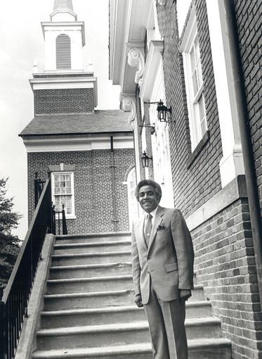 Rev. Dr. W. Henry Maxwell