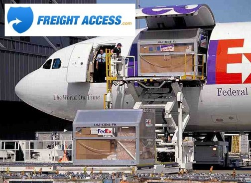 freightaccess fedex freight cargo ltl shipping air-freight pilot loading