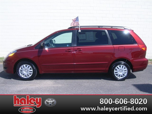 Black Friday 2010 Certfied Toyota Sienna Deals At Haley