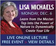 Author Lisa Michaels