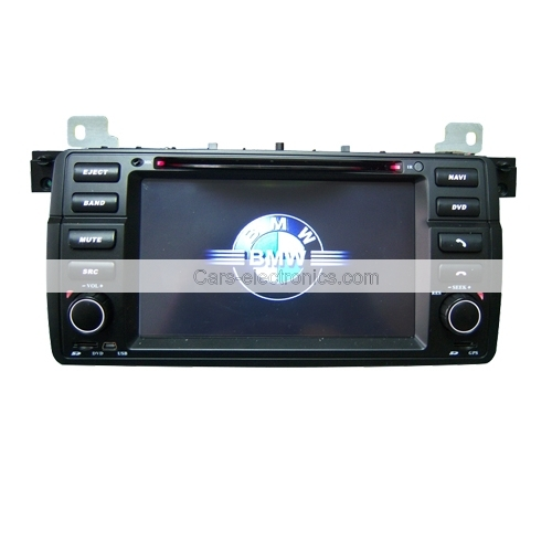 BMW X5 DVD Player With GPS Navigation E53 2001-2007 Can