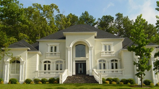 luxury custom home plan of the week december 6 2010 architect boye
