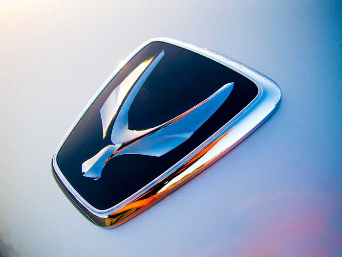 Hyundai Equus Luxury Car Logo