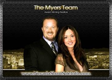 Bill and Francoise Myers - Nevada's #1 Short Sale Realtors