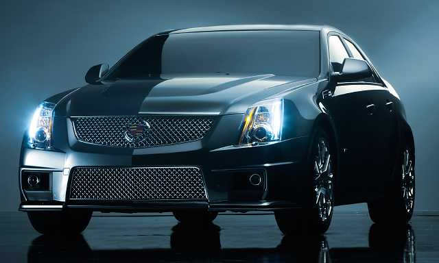 Crest Cadillac Dealership Celebrates Arrival of the All ...