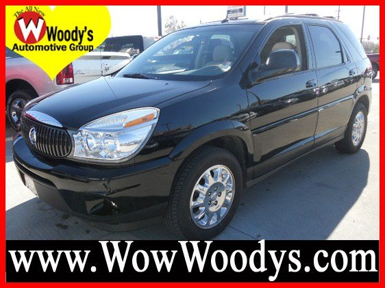 2007 buick rendezvous cxl for sale at woody 39 s automotive group in north missouri sonja. Black Bedroom Furniture Sets. Home Design Ideas