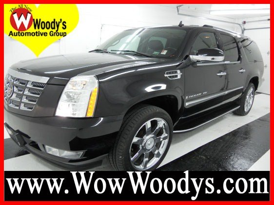 2007 cadillac escalade esv for sale at woody 39 s automotive group in north missouri sonja. Black Bedroom Furniture Sets. Home Design Ideas