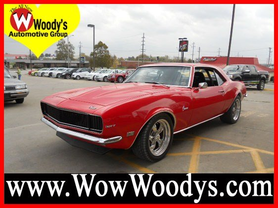 1968 Chevrolet Camaro Pro For Sale At Woody S Automotive