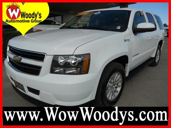 2009 chevrolet tahoe hybrid for sale at woody 39 s automotive group in north missouri sonja. Black Bedroom Furniture Sets. Home Design Ideas