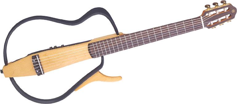 yahama silent guitar