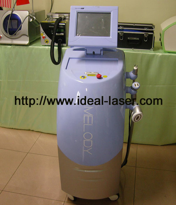 RF laser beauty equipment for cellulite reduction treatment from China ...