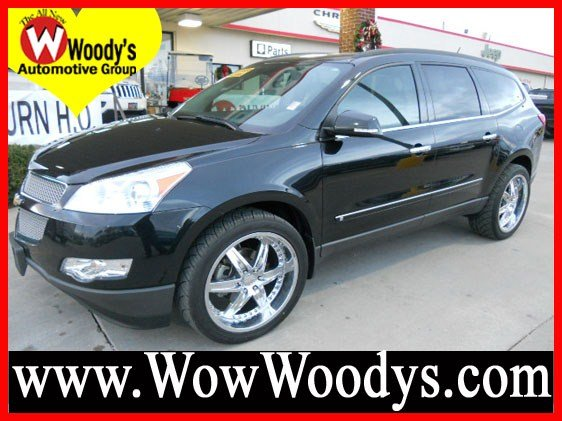 2009 chevrolet traverse ltz for sale at woody 39 s automotive group in north missouri sonja. Black Bedroom Furniture Sets. Home Design Ideas
