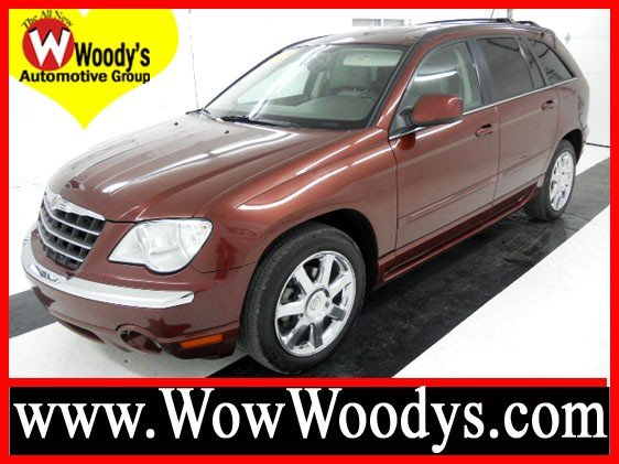 2007 chrysler pacifica limited for sale at woody 39 s automotive group in north missouri prlog. Black Bedroom Furniture Sets. Home Design Ideas