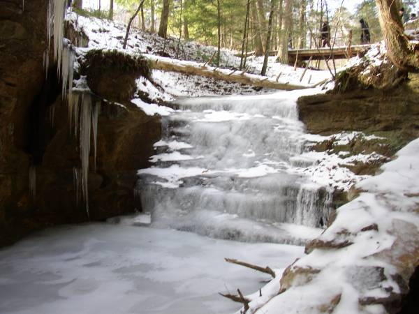 Hocking Hills Launches Hot Winter Amp Holiday Vacation Travel Deals Weirick Communications Prlog