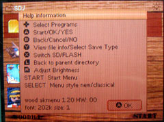 Wood R4 V1 20 Firmware Downloadable for Christmas R4 DS -- www