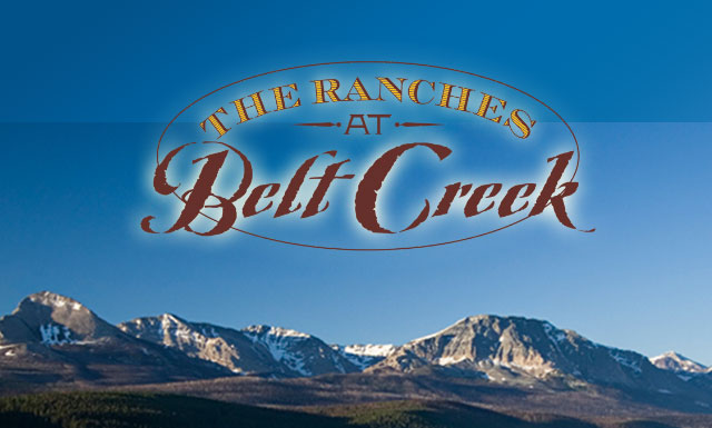 Montana ranches host celebrity patrick kilpatrick for The ranches at belt creek