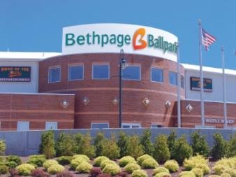 Rendering Bethpage Ballpark