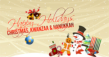 Celebrate Christmas, Kwanzaa and Hanukkah at the Global Village ...