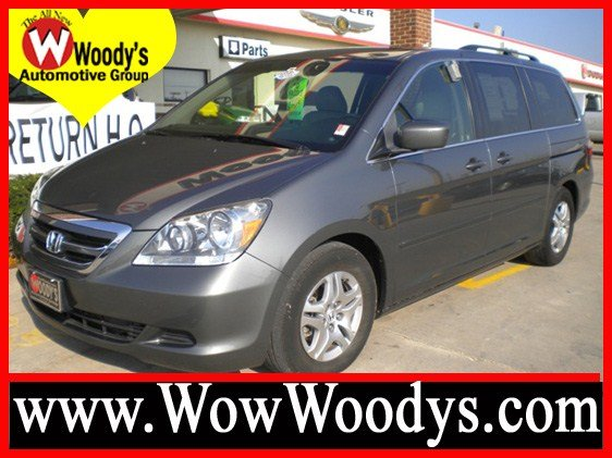2007 honda odyssey exl for sale at woody 39 s automotive group in north missouri sonja griesbach for Honda dealership kansas city mo