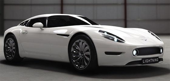 Lightning GT EV