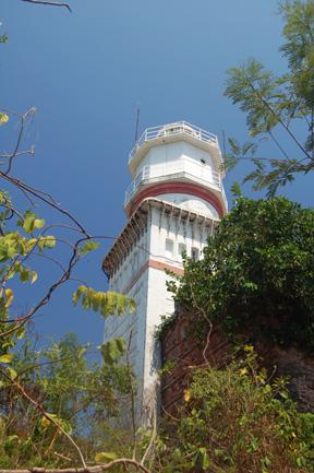 Capone Spanish Lighthouse, Grand Capone island