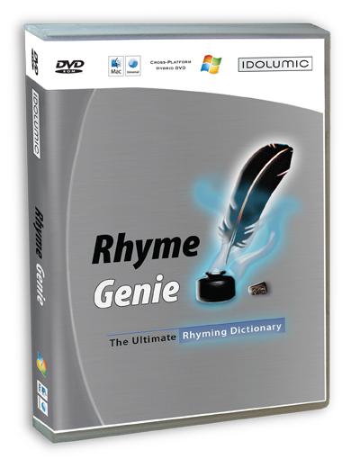 Rhyme Genie DVD