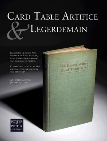 Potter Auction Cover