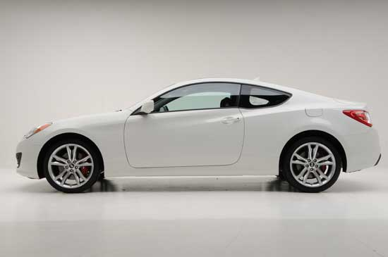 2011 Genesis Coupe