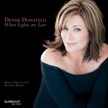 Grammy nominated jazz vocalist Denise Donatelli