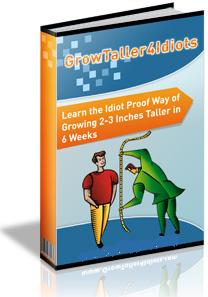 Where to Buy Grow Taller 4 Idiots