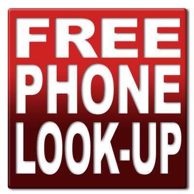 Reverse cell phone lookup free with name number