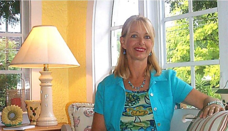 USGBCNF's Jeannette Moore, broker and owner of Green Florida Properties