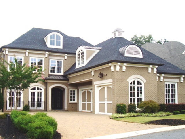 custom built homes georgia