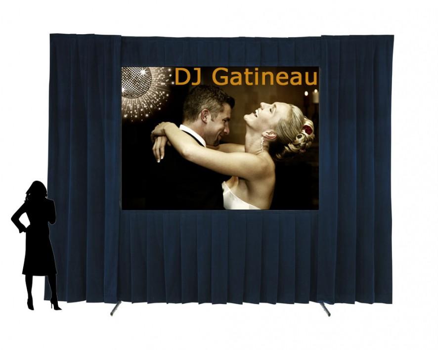 location ecrans projections et projecteurs outaouais chez dj gatineau outaouais hull aylmer. Black Bedroom Furniture Sets. Home Design Ideas