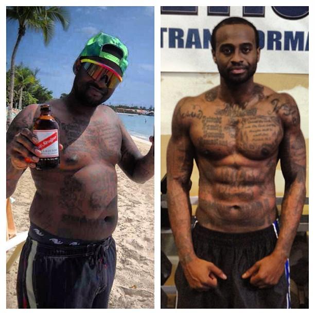 4 Month Body Transformation