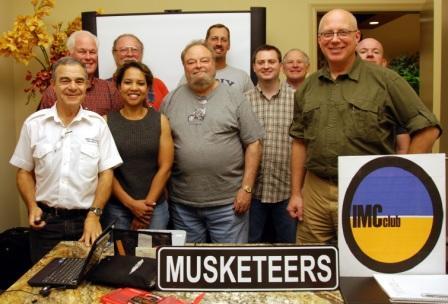 "Radek  and ""Las Vegas IMC Musketeers"""