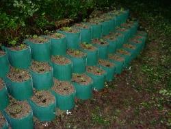 Green Roof Blocks Introduces Green Wall Blocks Vegetated