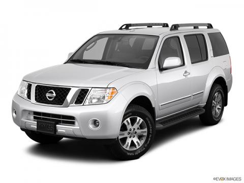 2011 Nissan Pathfinder at Trophy Nissan Dealership